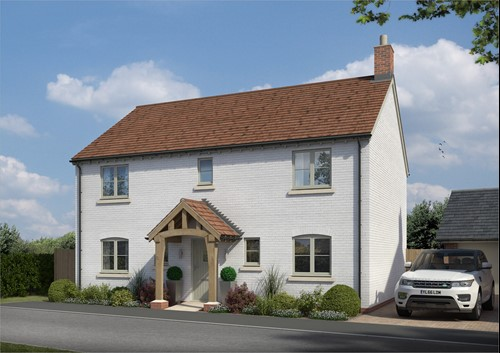 Planning permission granted to Freeman Homes for its Weobley development