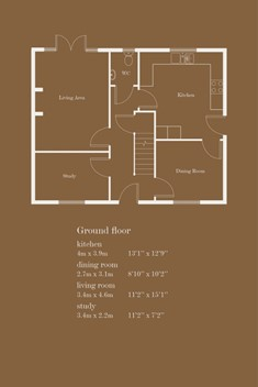 26 The Austen Floor Plan