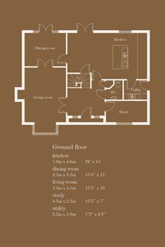 29 The Harwood Floor Plan