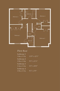30 The Lear Floor Plan