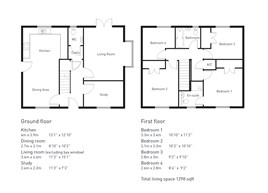 6 The Austen Floor Plan