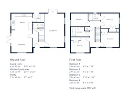 Buy our show home Floor Plan