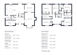 22 The Harwood Floor Plan