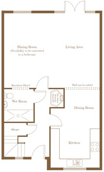 17 The Wilfred Floor Plan