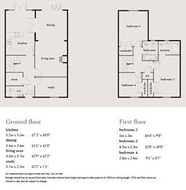 The Shakespeare Floor Plan